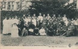LAMOTTE BEUVRON - Hôpital N°37 Au Sanatorium Des Pins - Lamotte Beuvron