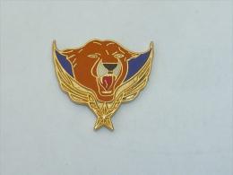 Pin's INSIGNE REGIMENT, TIGRE - Army