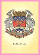 CPM Bordeaux    Le Blason - Bordeaux