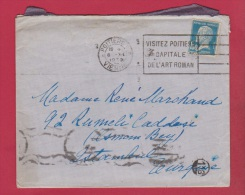 Lot 299  //  Enveloppe De Poitiers  //  Pour Istambul  //   8/12/1930 - 1921-1960: Modern Tijdperk