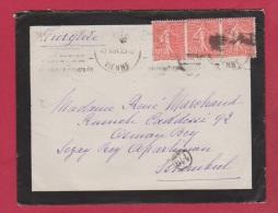 Lot 300  //  Enveloppe De Poitiers  //  Pour Istanbul  //   27/11/1931 - 1921-1960: Modern Tijdperk