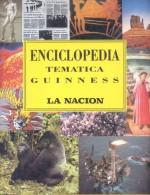 ENCICLOPEDIA TEMATICA GUINNESS - LA NACION - EDICIONES FOLIO AÑO 1994 BARCELONA ESPAÑA TOMOS I Y II - Encyclopedieën