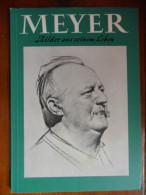 """Meyer, Bilder Aus Seinem Leben  """"1967"""" - Biographies & Mémoires"""