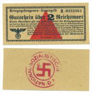 KRIEGSGEFANGENEN  LAGERGELD-PRISONER OF WAR-CAMP MONEY RRR - Non Classés