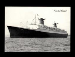 BATEAUX - Paquebot FRANCE - Dampfer