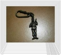 Porte Clef Militaire Para Parachutiste - Militaria