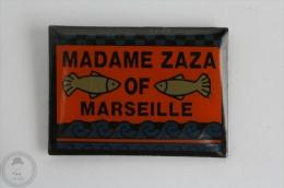 Madame Zaza Of Marseille - Pin Badge  #PLS - Marcas Registradas