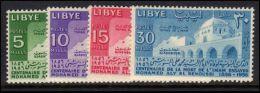Libya 1956 Death Centenary Of Imam Essayed Mohamed Aly El Senussi Unmounted Mint. - Libia