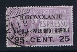 Italy:  1928  Sa AE  2, Mi 127 Used - 1900-44 Victor Emmanuel III