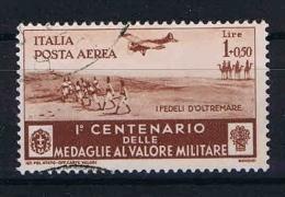 Italy:  1934 SA A78 , Mi Nr 509 Used - 1900-44 Victor Emmanuel III