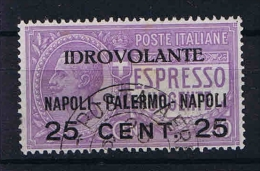 Italy:  1917  Sa A2  , Mi 127   Used - 1900-44 Vittorio Emanuele III