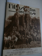 L'Illustration Congolaise 120 01/09/1931: Kisantu, Buta, Léopoldville, Coiffures - Libros, Revistas, Cómics