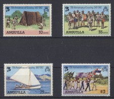 Anguilla - 1982 Scouts MNH__(TH-2007) - Anguilla (1968-...)