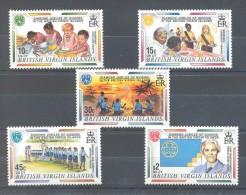 British Virgin Islands - 1996 Scouts MNH__(TH-10380) - British Virgin Islands