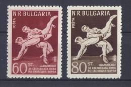 Bulgaria - 1958 Freestyle Wrestling MNH__(TH-160) - Nuevos