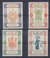 Dubai - 1963 Fight Against Hunger MNH__(TH-4013) - Dubai