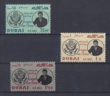 Dubai - 1964 John F. Kennedy MNH__(TH-2263) - Dubai
