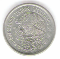 MESSICO 10 CENTAVOS 1979 - Messico
