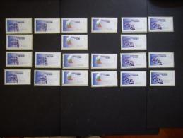 PORTUGAL 2014  EUROPEAN ELECTION ATM STAMPS    MNH **  (052500-1749) - Ideas Europeas