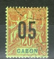 N° 69°_neuf Sans Gomme - Gabon (1886-1936)