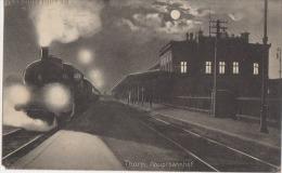 TRAIN GARE THORN HAUPTBAHNHOF - Railway