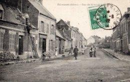 RIBEMONT --Rue Du Général  St Hilaire - France