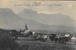 CARTE POSTALE ANCIENNE ORIGINALE : SAINT LAURENT DU CROS ; VALLEE DE CHAMPSAUR ; HAUTES ALPES (05) - Sonstige Gemeinden
