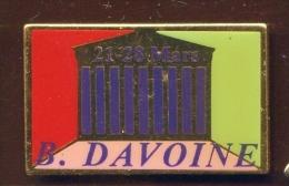 "59  Wavrin  "" Bernard DAVOINE ""  21 -28 MARS    Bc Pg10 - Villes"