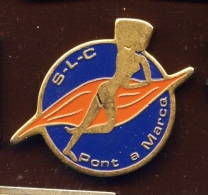 "59  Pont-à-Marcq  ""  S-L-C ""      Bc Pg10 - Villes"