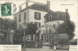HOTEL DU GLOBE - Clermont Ferrand