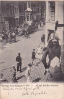 Ath 92: Cortège De La Kermesse D'Ath. Le Char De L'Horticulture 1904 - Ath