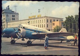 AERODROME    FRANKFURT / MAIN   1963   AERO EXPLORATION - Aérodromes