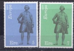 Ireland1974:EUROPA Michel302-3mnh** - Europa-CEPT