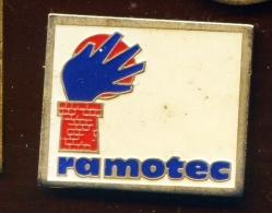 """59 VILLENEUVE D'ASCQ  """"  RAMOTEC """"   Bc Pg10 - Steden"""
