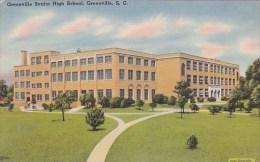 South Carolina Greenville Greenville Senior High School