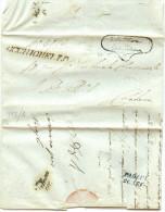 LBL26C - ITALIE LAC  OCCHIORELLO / PADOVA 21/8/1847 - 1. ...-1850 Prefilatelia