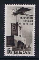 Italy: 1934 Sa A72 , Mi 487, MNH/** - 1900-44 Victor Emmanuel III