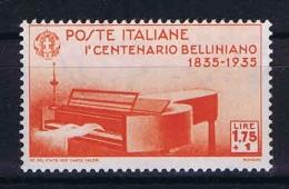 Italy: 1935 Sa 392  , Mi 536, MNH/** - 1900-44 Vittorio Emanuele III