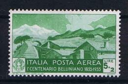 Italy: 1935 Sa A94  , Mi 542, MNH/** Light And Smaal Fold In Gum Left Bottom Corner - 1900-44 Victor Emmanuel III