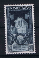 Italy: 1937 Sa 425   , Mi 585, MH/* - Neufs