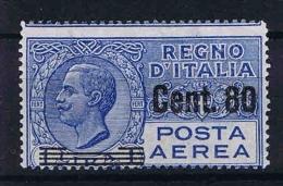 Italy: 1927 Sa  9 , Mi 271 MNH/** - 1900-44 Vittorio Emanuele III