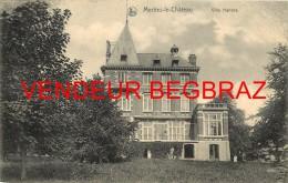 MERBES LE CHATEAU          VILLA HENROZ - Merbes-le-Château