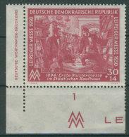 Michel No. 249 ** postfrisch DZ Druckereizeichen / Rand Gummimangel