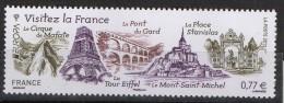 PIA - FRANCIA  - 2012 : EUROPA  -  (YVERT  461) - Francia