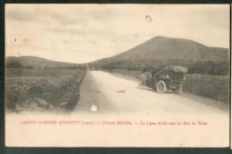 Coupe Gordon Bennett 1905  - Circuit Michelin - La Ligne Droite Dans Le Bois De Riom - Grand Prix / F1
