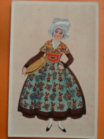 V09-79-deux-sevres-femme De Frontenay-rohan-rohan- Le Poitou- - Rohan