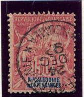 Nlle CALEDONIE - N° 51° - TYPE GROUPE - Gebraucht