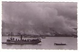 (Espagne) País Vasco 007, Guipúzcoa, Irun, Carte Photo, Incendie De Irun 1936, Irun Fuego 1936 - Guipúzcoa (San Sebastián)