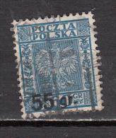 POLOGNE ° YT 1934  N° 372 - 1919-1939 Republik