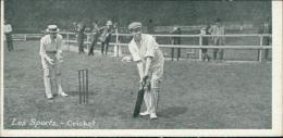 SPORT / Les Sports - Cricket - (Superbes Costumes!) - Autres